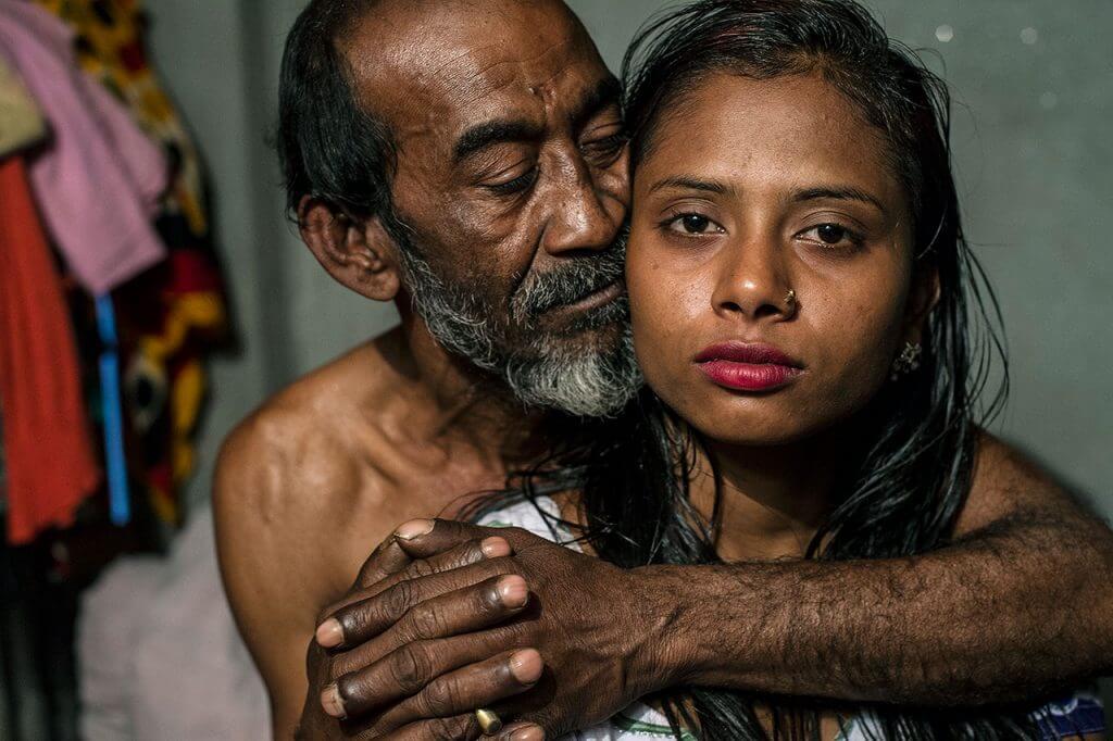 La prostitución en Bangladesh por la fotógrafa, Sandra Hoyn