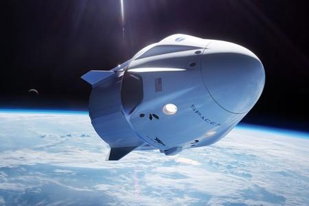 Cohete SpaceX despega con dos astronautas de la NASA