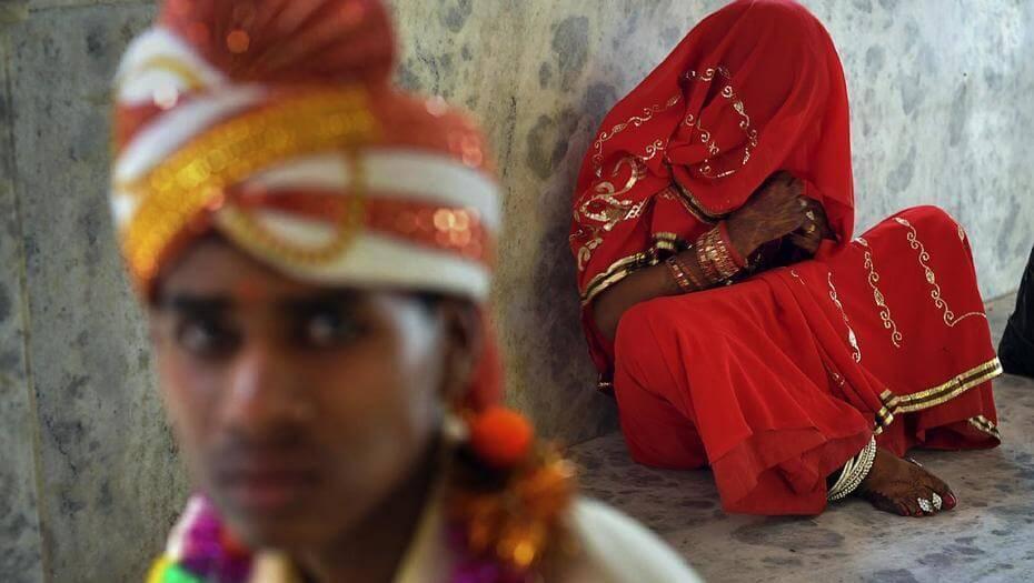 Las mujeres en india sufren una gran desigualdad social