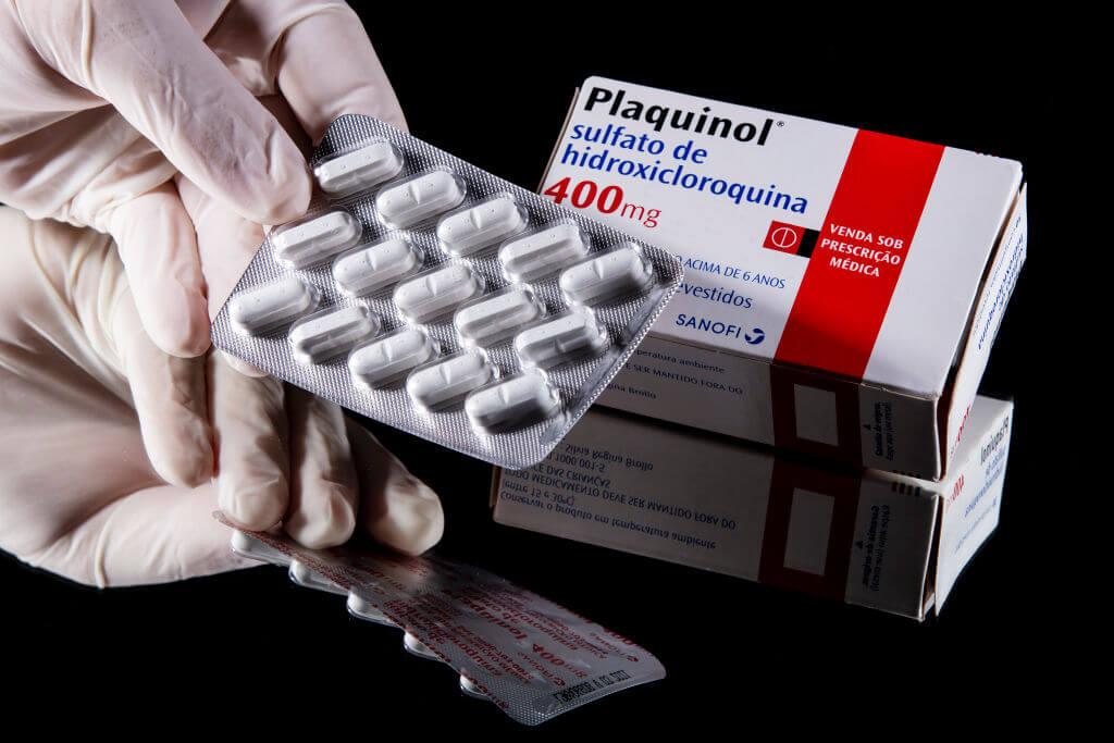 La hidroxicloroquina aumenta el riesgo de muerte