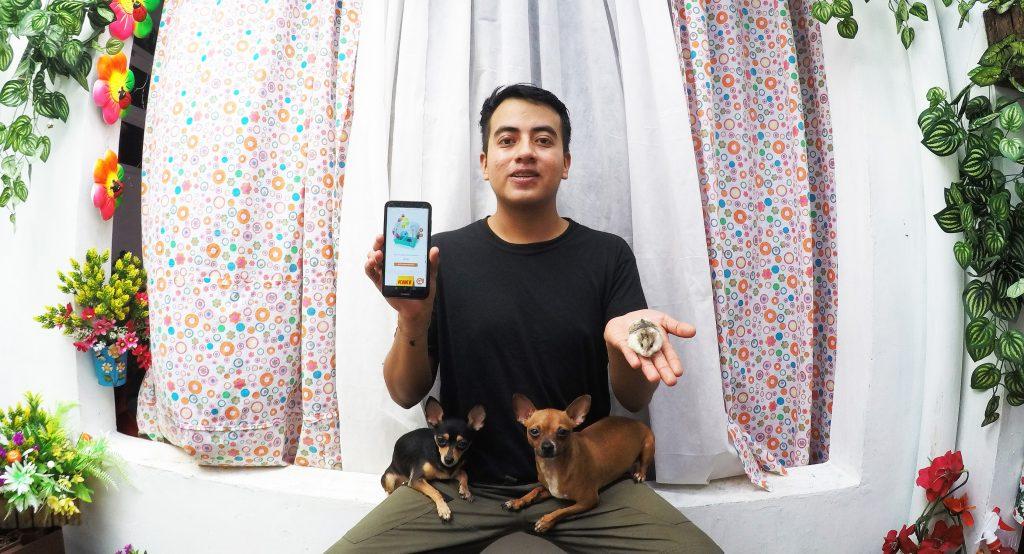 Salvadoreño crea la primera plataforma que revoluciona el rubro de las Petshop en Latinoamérica