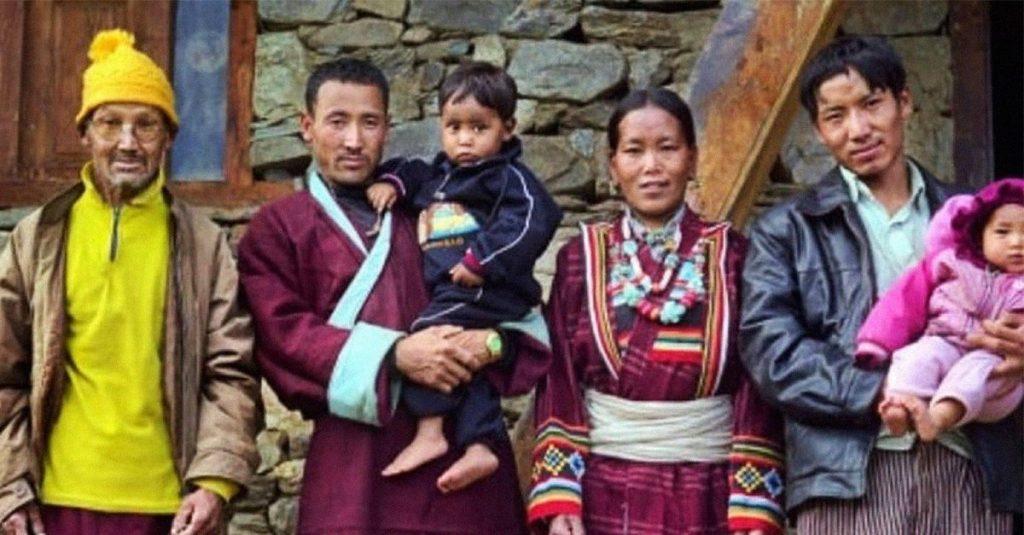 Tsepal la mujer nepalí que tiene tres maridos